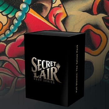 Magic: The Gathering Announces Full Sleeves Secret Lair Drop