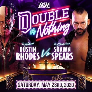 Shawn Spears vs. Dustin Rhodes: AEW Double or Nothing Results