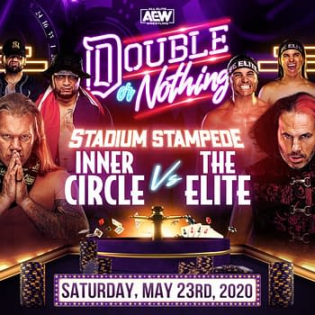 Inner Circle Vs The Elite: AEW Double Or Nothing Results