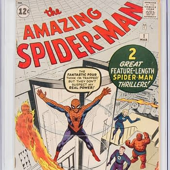 Could This Affordable Amazing Spider-Man #1 Copy Be Yours
