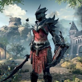 The Elder Scrolls: Blades has officially debuted on the Nintendo Switch.