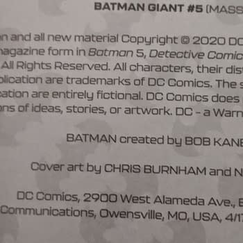 DC Comics Switches Printing from Canada to Missouri