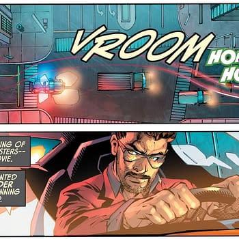 Batman Fights #MeToo in Gotham Knights #2