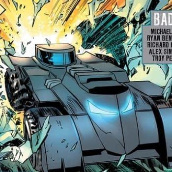 """Bleeding Cool Talks to """"Michael Grey"""", Uncovers Their Real Identity."""