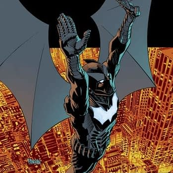 DC Will Publish John Ridleys 5G Luke Fox-as-Batman Comic After All