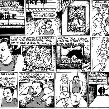 Bechdel BBC and Baron Corbin in The Daily LITG 9th May 2020