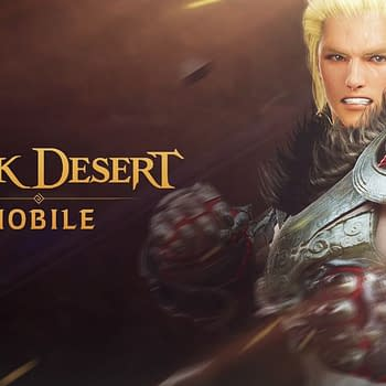The Striker Class Has Been Added To Black Desert Mobile