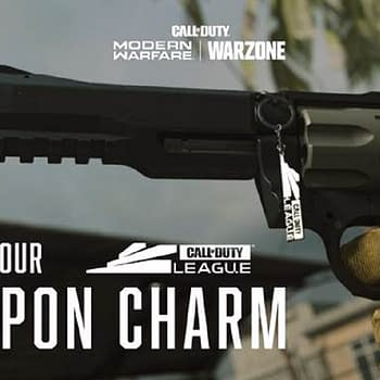 Call Of Duty League Debuts A New Limited Edition Weapons Charm