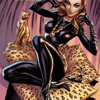 DC Comics Totally Dominates Advance Reorders With Catwoman