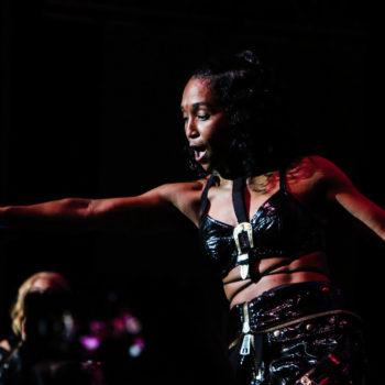 Kansas City, Missouri – November 17, 2018: R & B group TLC performs at the Star Pavillion at the Ameristar Casino in Kansas City, Missouri. (Myzz Frantastic / Shutterstock.com)