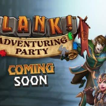 Clank Adventuring Party header