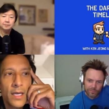 Community: Joel McHale Ken Jeong and Danny Pudi Discuss Everything