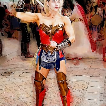 Wonder Woman Cosplay and the Daily LITG 4th May 2020