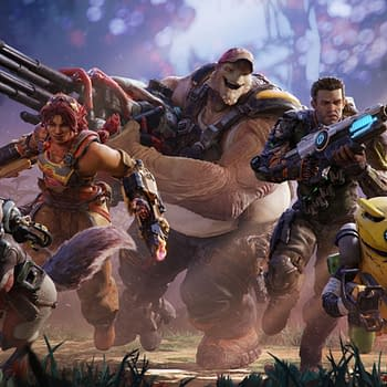 Amazon Game Studios Shows Off More Gameplay Footage For Crucible
