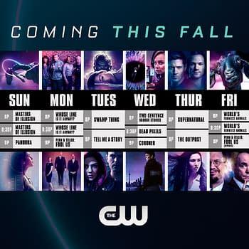 Supernatural Season 15 Set for Fall 2020 Return Key Art Released
