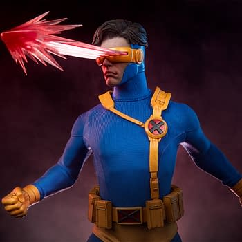 X-Men Cyclops Returns to the 90s with Sideshow Collectibles Figure
