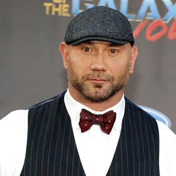 Dave Bautista Tweets 3 Times in a Row Without Mentioning Politics