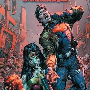 DCeased Unkillables #3 Review: Bloody Messy Stuff But In A Good Way
