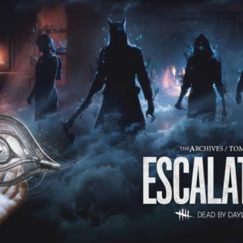 Dead By Daylight Tome 3 Escelation