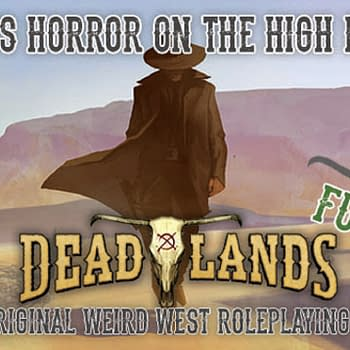 Deadlands Kickstarter Fully Funded On Its Final Hours Of Backing
