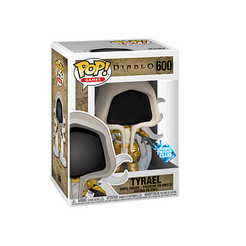 Blizzard and Funko Unveil Diablo Tyrael Funko POP for E3