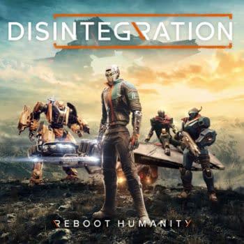 Disintegration Main Art