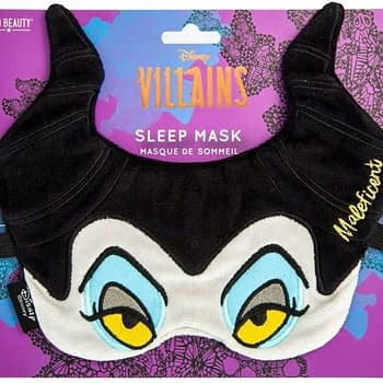 Become the Mistress of all Naps with this Maleficent Sleep Mask
