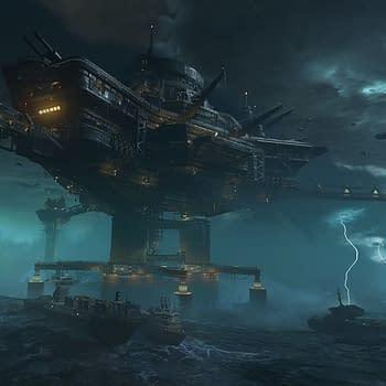 DOOM Eternal Reveals New Artwork For Upcoming DLC