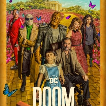 A look at the season poster for Doom Patrol season 2, courtesy of DC Universe