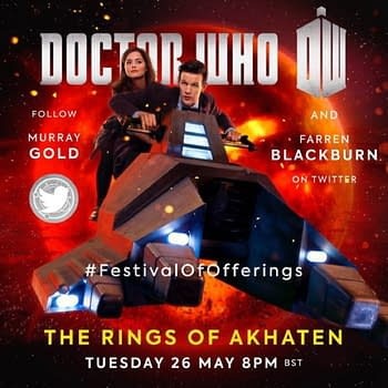 Doctor Who Lockdown Hosts Composer Murray Gold for Akhaten Rewatch