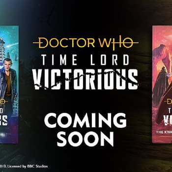Doctor Who: BBC Books Releases Details on Time Lord Victorious Novels
