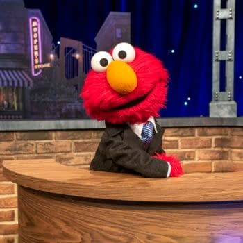 The Not-Too-Late Show with Elmo released a preview first episode, courtesy of HBO Max.