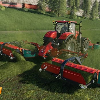 Farming Simulator 19 Reveals Gameplay For Alpine Expansion