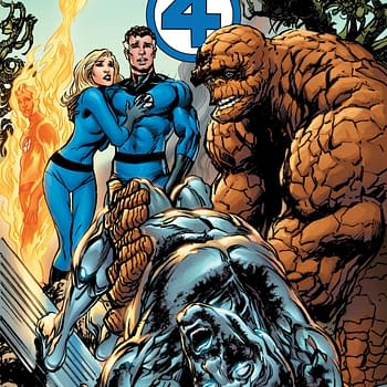 Neal Adams and Mark Waid to Debut Fantastic Four: Antithesis