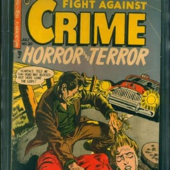 ComicConnect's Event Auction Heats Up With Fight Against Crime #20!