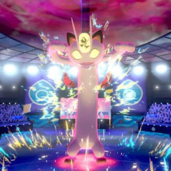 Gigantamax Meowth and Eevee are coming to Pokémon Sword and Shield raids.