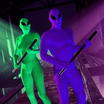 Grand Theft Auto Online Is Giving Away Alien Costumes