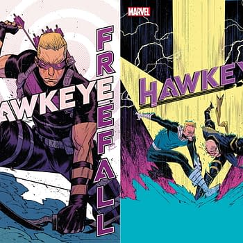 Matthew Rosenberg on Hawkeye Freefall Switching From Print To Digital