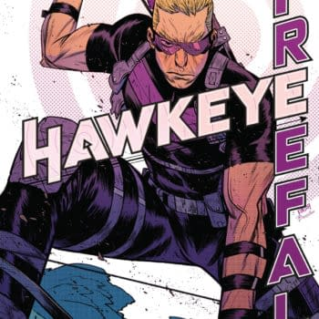 Hawkeye: Freefall #5 Review --