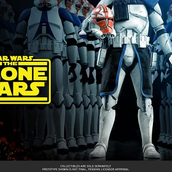 Hot Toys Announces Star Wars: The Clone Wars Figures Coming Soon