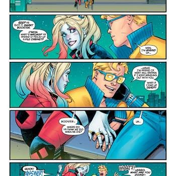 Was Heroes In Crisis About Harley Quinn Falling For Booster Gold