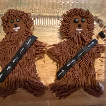 Nerd Food: Wookie Cookies from Grauls in Baltimore