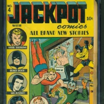 Looking For Early Archie? This Jackpot Comics #4 Could be Yours!