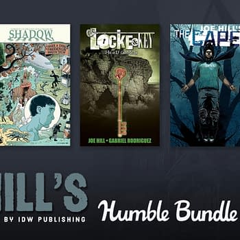How To Get Every Issue Of Locke &#038 Key For $15