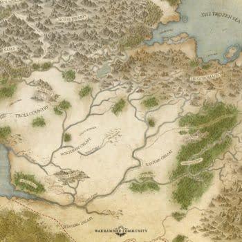 Kislev Map