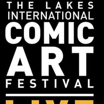 The Lakes International Comic Art Festival Goes Virtual In October