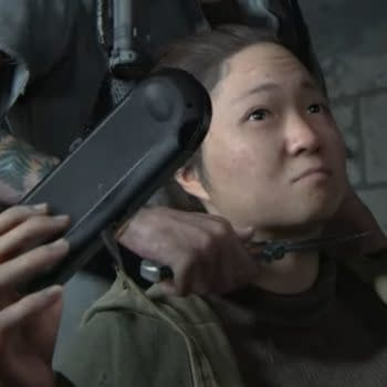 The PS Vita was the center of attention during the most recent The Last of Us Part 2 footage.