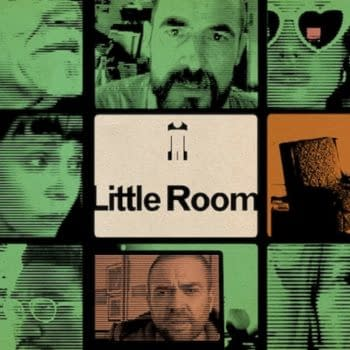 Here's a look at the teaser for Little Room, courtesy Pinpoint Presents.