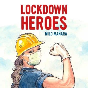Milo Manara Announces