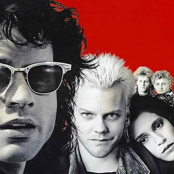 The Lost Boys: The CW Prez Says Rolled Pilot Still A Passion of Mine